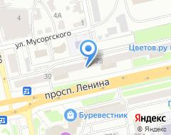 Компания ЗОВ Владимир на карте города