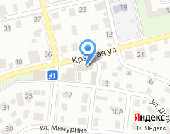 Компания Строительные материалы на Красной на карте города