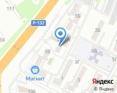 Компания Трейд-Ск на карте города