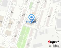 Компания Владинженерстрой на карте города