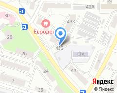 Компания ВекторСтрой на карте города