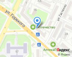 Компания ГК Двери на карте города