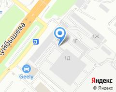 Компания ТПК Юниум на карте города