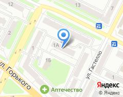 Компания Двери Дёшево, ГК на карте города