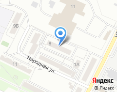 Компания СтройУниверсал-Владимир на карте города
