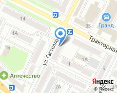 Компания Эконом-строй на карте города