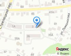 Компания ЦентрСталь на карте города