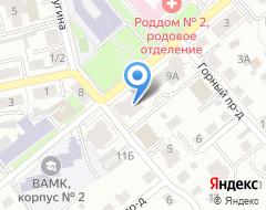 Компания Тримо-ВСК на карте города