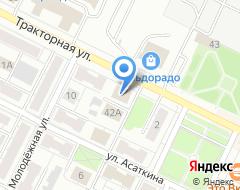 Компания ГРУППА КОМПАНИЙ АВТОЛИГА33 на карте города