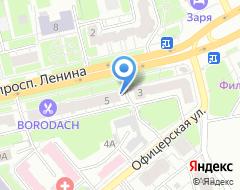 Компания Geolan на карте города
