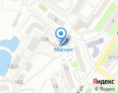 Компания ЭНЕРГО ЦЕНТР на карте города