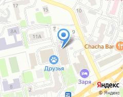 Компания Владимирская палата риэлторов на карте города