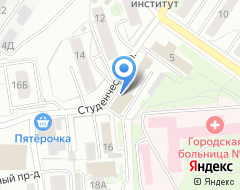 Компания СК-МАРКЕТ на карте города