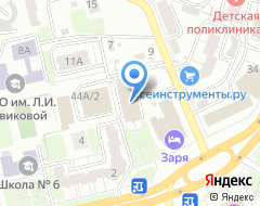 Компания СТРОЙ-ОПТ на карте города