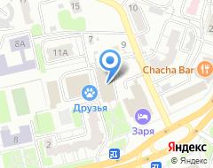 Компания Акватрон на карте города