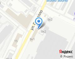 Компания ВладСтройЦентр Н на карте города