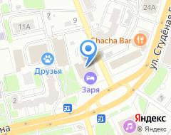 Компания МЦ Полином на карте города