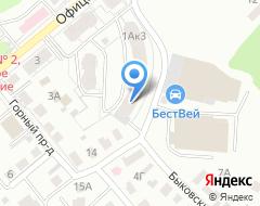 Компания Аскона Инвест на карте города