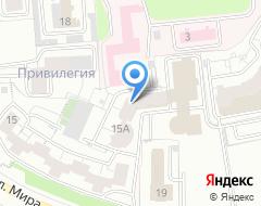 Компания СтройКонтракт на карте города