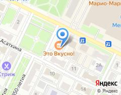 Компания ВладдорНИИ на карте города