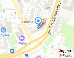 Компания Арт-Стекло на карте города