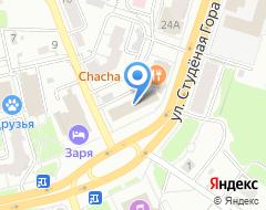 Компания МСтрой на карте города