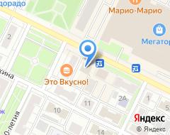 Компания Технологии Комфорта на карте города