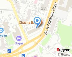 Компания АСК-РОСТ на карте города