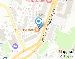 Компания СК Бетон на карте города