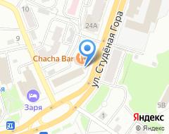 Компания На студеной горе на карте города