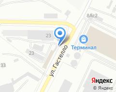 Компания Сатурн на карте города