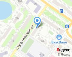 Компания Билд Юнион Групп на карте города