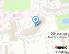Компания Конструкция-АС на карте города