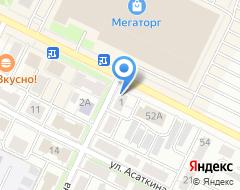 Компания Альтек на карте города