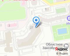 Компания Строительная экспертиза на карте города