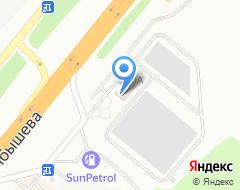 Компания ПМ-Комплект на карте города