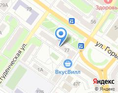 Компания Профит на карте города