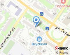 Компания Некст Плюс на карте города