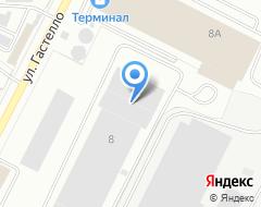 Компания ТМО ДОМ на карте города