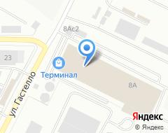 Компания ФронтМастер на карте города
