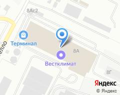 Компания Техника-климата на карте города