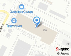 Компания Алюмаш на карте города