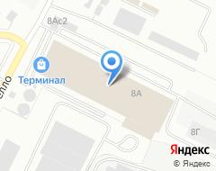 Компания ТехноНИКОЛЬ на карте города