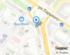 Компания Эксперт торгово-монтажная компания на карте города