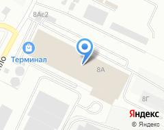 Компания MIF на карте города
