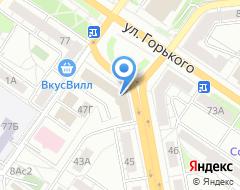 Компания Центр геодезии г. Владимира, МУП на карте города