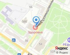 Компания ГеоЛайн-Кадастр на карте города