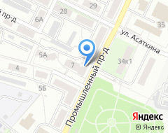 Компания НерудТрансИнвест на карте города