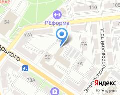 Компания Городская геодезия на карте города