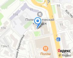 Компания Владимиргражданпроект на карте города